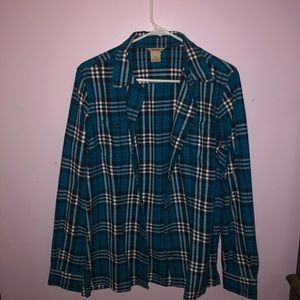 NWOT Duluth Trading Co. Flannel